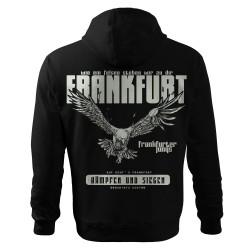 Frankfurt Jacke mit Kapuze