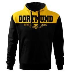 Dortmund Pullover Schwarz Gelb