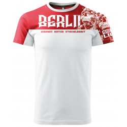 Berlin Rot Weiss Fan Shirt