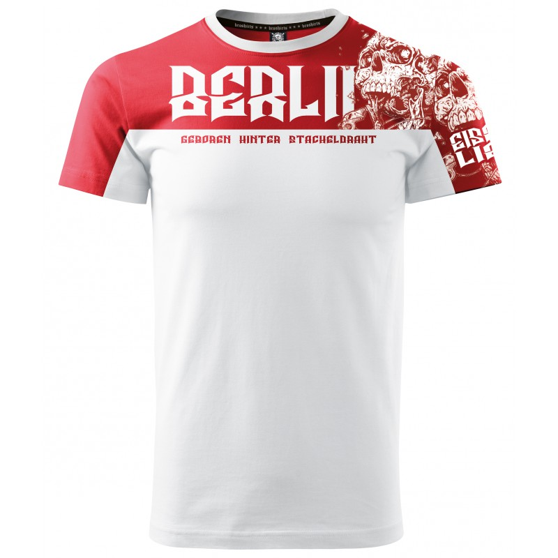 Berlin Rot Weiss Fan Shirt