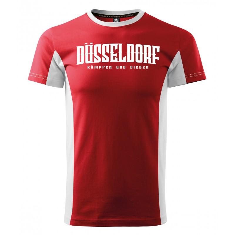 Düsseldorf Fan T Shirt hier im Broshirts Online Shop kaufen