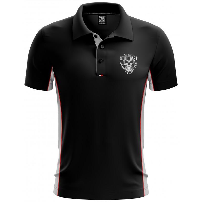 Stuttgart Fan Polo Shirt