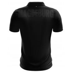 Magdeburg Polo Shirt Schwarz