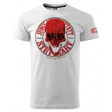 Stuttgart Fan Shirt Skull