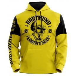 Dortmund Fan Kapuzen Pullover