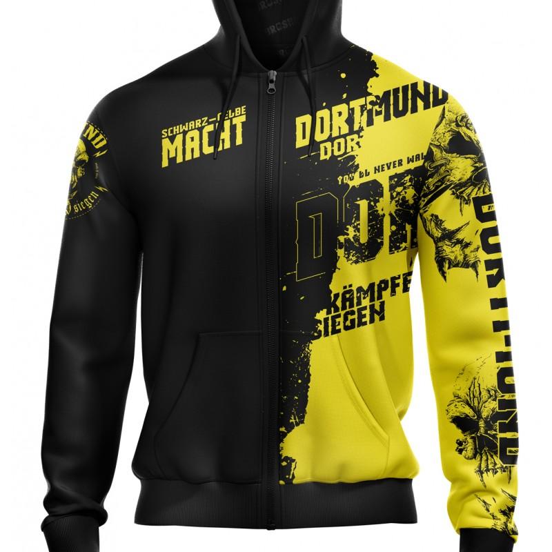 Dortmund Fan Jacke Ultra Edition