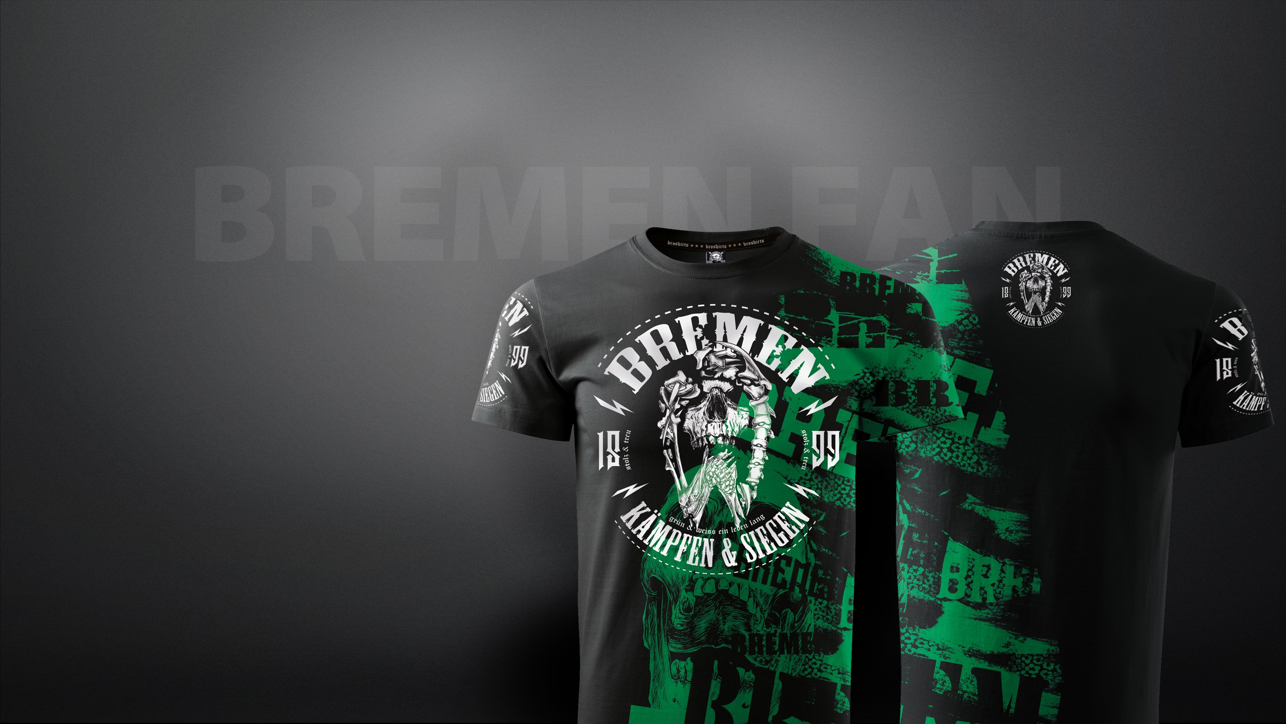 Bremen Fan Shirt