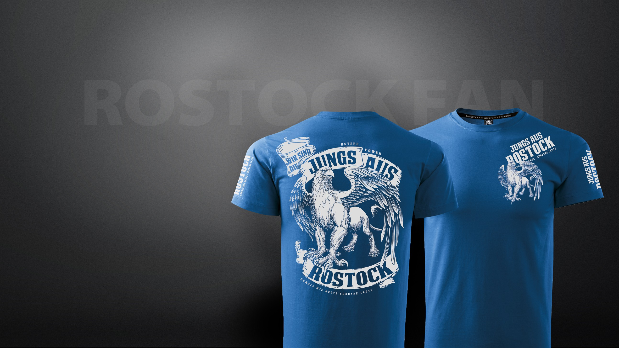 Rostock Fan Shirt