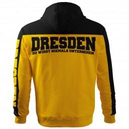 Dresden Fan Jacke Herren