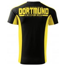 Dortmund Herren Shirt Schwarz Gelb