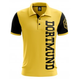 Dortmund Fan Polo Shirt