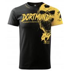 Dortmund Fanshirt Skull Edition