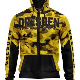 Dresden Fan Jacke Camou
