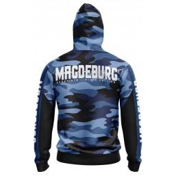 Magdeburg Fan Jacke Camouflage