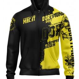 Dortmund Fan Jacke - Ultra...