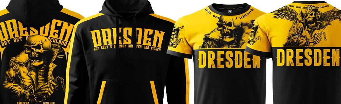 Dresden Fan Bekleidung